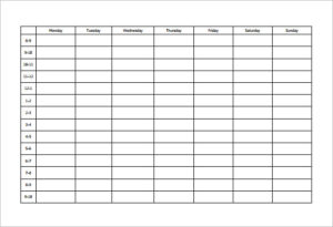 weekly-study-schedule-template-pdf-format-download