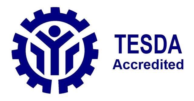 TESDA Accredited