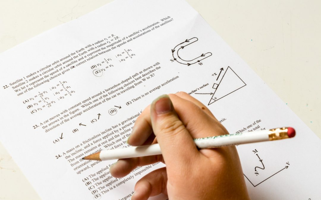 5 Useful and Simple Test Taking Tips