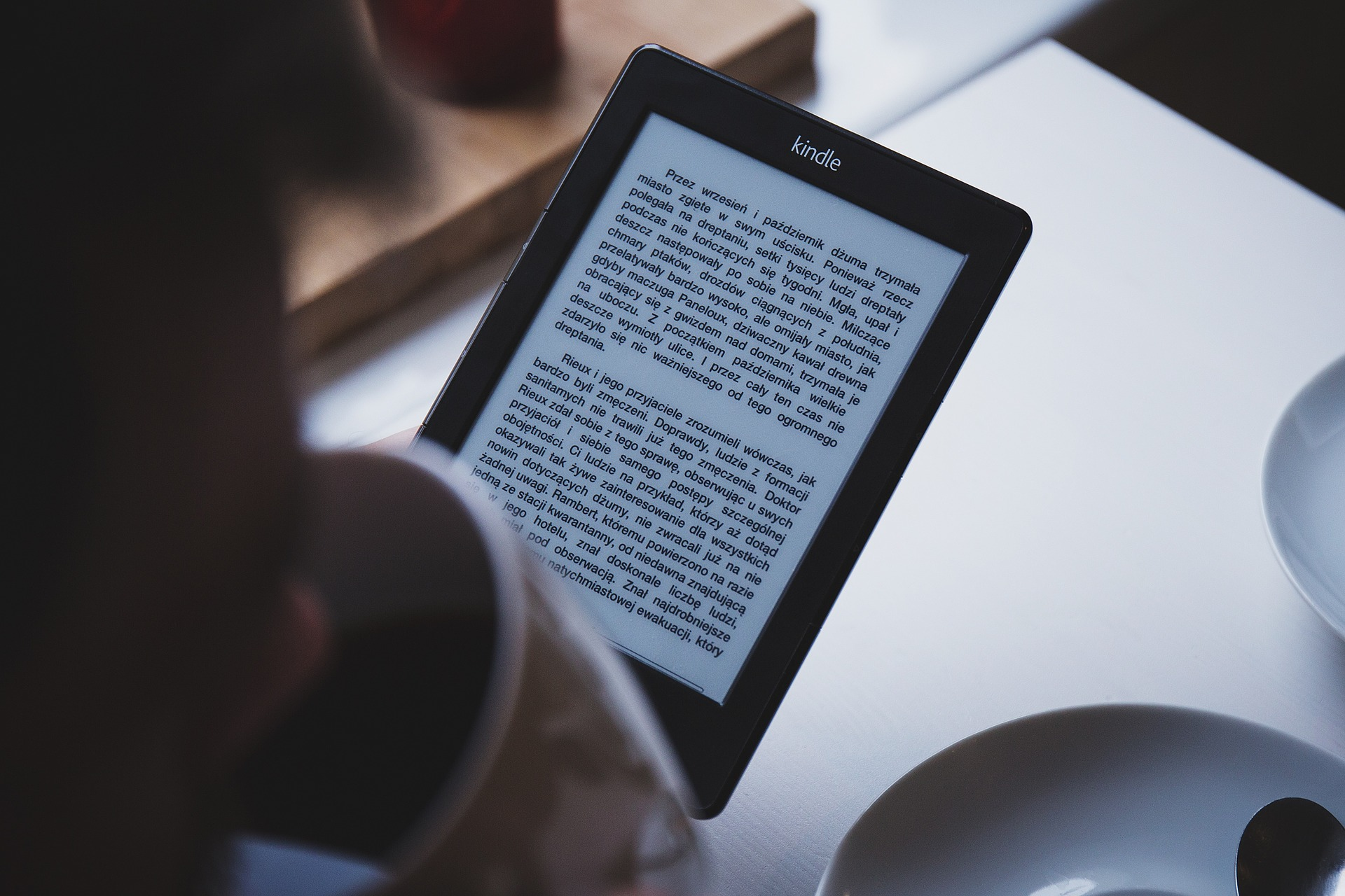 E-books: The New Textbooks